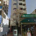 板橋区小豆沢2丁目の所在地(外観)