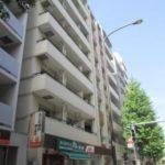渋谷区幡ヶ谷2丁目のアドレス(外観)